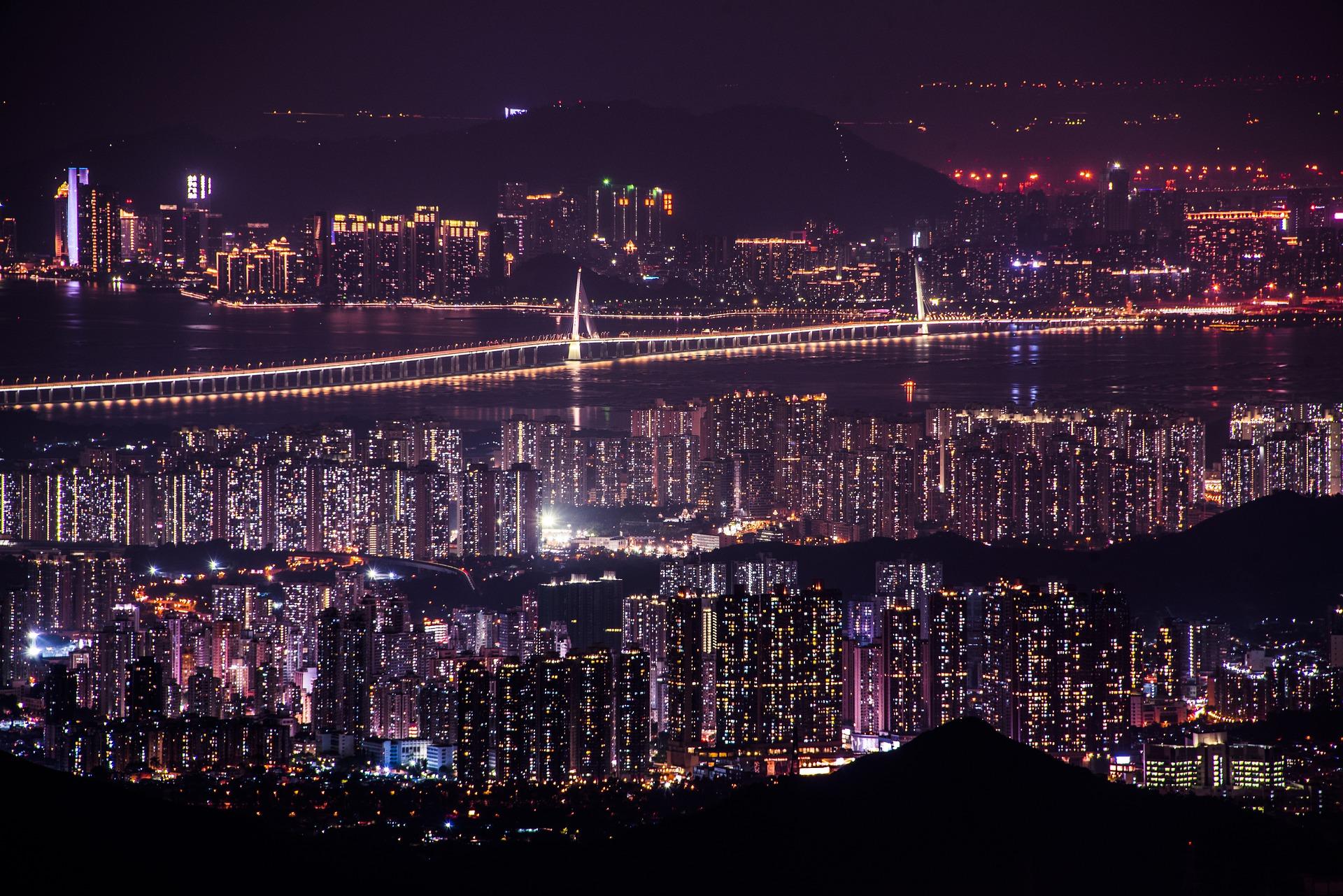Hong Kong & Shenzhen