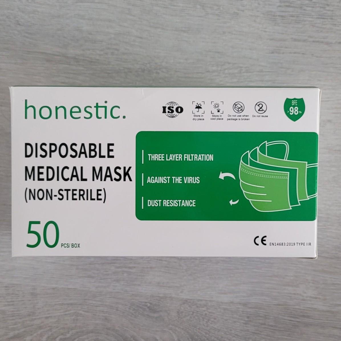 Typ II R Masks
